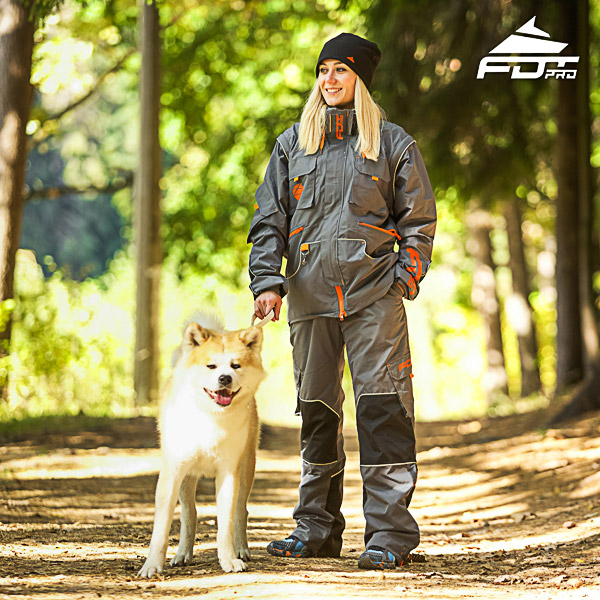 Men / Women Design Dog Trainer Jacket of Finest Quality Materials
